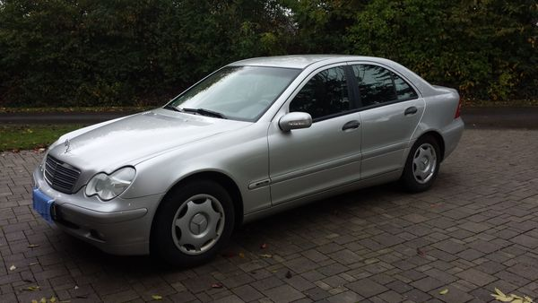 2003 Mercedes C Klasse 180