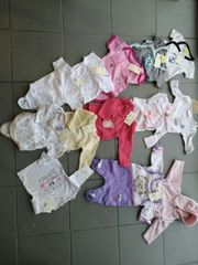 Paket Babykleidung Größe 50
