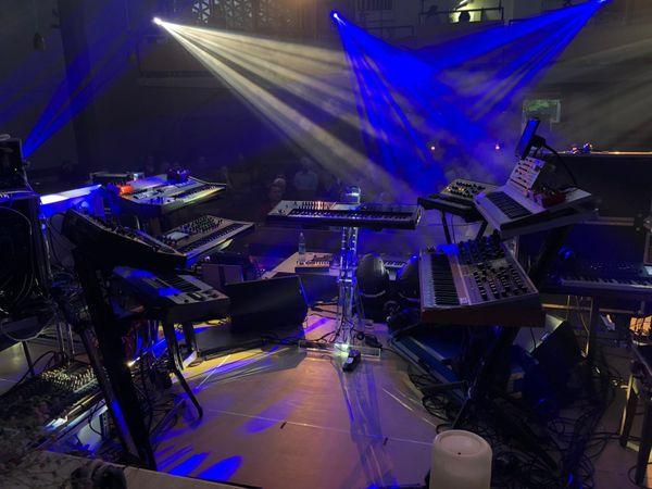 Keyboarder für Party - Band gesucht