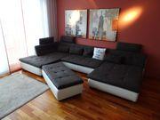 Letzter Preis Wohnlandschaft Couch inkl
