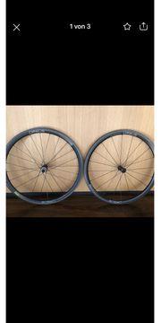 Carbon Rennrad Laufräder 1 350