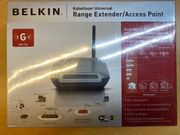 Belkin Repeater Access Point