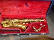 Saxophon Tenor BUFFET CRAMPON PARIS