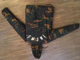 Bild 4 - GRIMEY Wear Wendejacke Herren Camouflage - Ludwigshafen