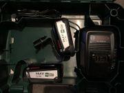 2 x Bosch Akku PBA
