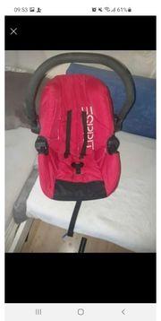 Babyschale Autositz Esprit mit Sonnenschutz