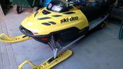 Skidoo Summit 550 F Motor