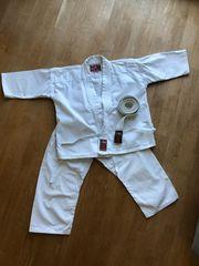 Kinder Karate-Anzug Gr 100 JU