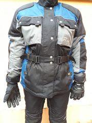 Komplette Motorradbekleidung wenig getragen