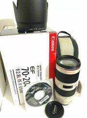 Canon 70-200mm F 2 8