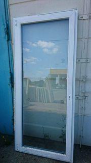 Hochwertige Balkontüre 103 cm breit