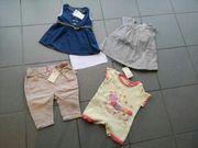 Paket Babykleidung Gr 56