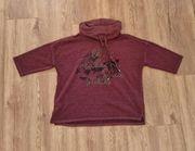 Sweatshirt Pullover Soccx Baumwolle