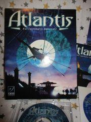 Atlantis - Das sagenhafte Abenteuer CD -