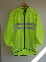 Fahrradjacke Regenjacke Laufjacke Windjacke winddicht
