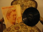 Vinyl-LP-PETER SCHREIER SEI MIR GEGRÜSST
