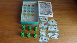 Gesellschaftsspiele - Freddy Frosch Spiel