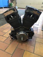 Harley Davidson Motor Twin Cam