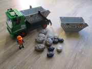 Playmobil Containerdienst Set 3318