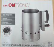 Elektrischer Grillkohleanzünder CLATRONIC EGA 3662