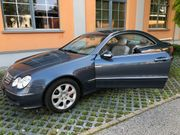 Mercedes CLK 270 cdi Coupe