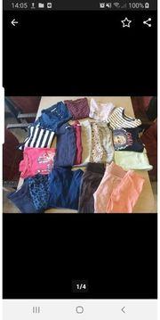 Mädchen Paket 110 116 inkl