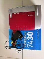 Fritz Box 7430