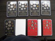 Schweizer Franken Münzsätze