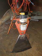 Heuschroter Elektrische Heuschrotmaschine Heuschrotmesser