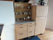 Küche auch für niedrige Räume