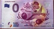 0 Euro Schein Europa Park