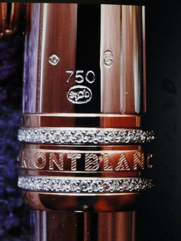 Montblanc Limited Edition Meisterstück Solitaire