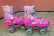 Rollschuhe verstellbare Größe 32-36 Kinderrollschuhe