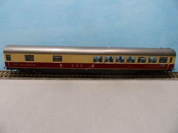 Eisenbahn Röwa H0 TEE Speisewagen