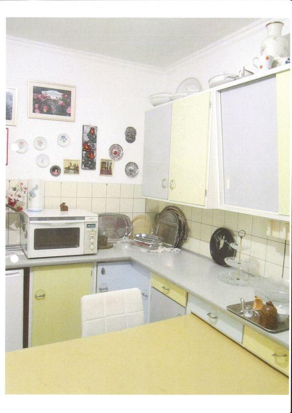 60er Jahre Küche zu veschenken