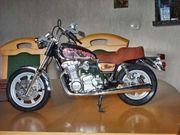 Yamaha Motorradmodell Chopper Modelle Motorrad