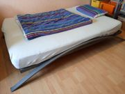 Bett Bettrahmen Bettgestell aus Metall