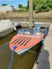 Motorboot Gleiter 40 Ps und