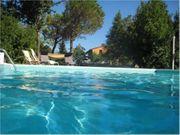 Ferienhaus - Borgo Dörfchen mit Pool