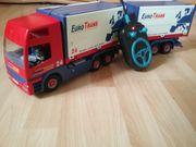 Playmobil Euro Trans Lkw mit