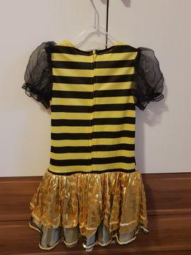 Kinderbekleidung - Faschingskostüm Biene Gr 128 wie