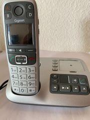 Gigaset E560A Schnurloses Telefon mit