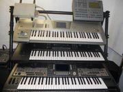 Komplettes Mini Musikstudio