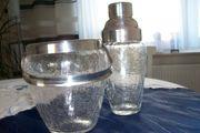 2 Teile Eiskübel und Shaker