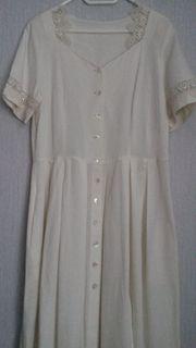 Hochwertiges Sommerkleid Gr 44