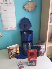 Neuwertige Kaffeemaschine von Clairtronic mit