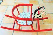 Preis gesenkt Naturholz-Schaukel-Stuhl für Babys