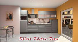 Küchenzeilen, Anbauküchen - Nobilia Küchenzeile 350 cm Nischenverkleidung