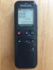Philips Voice Tracer DVT1100 digitales