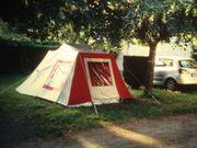 Zelt für 2 maximal 4